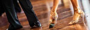 Latin tánccipő
